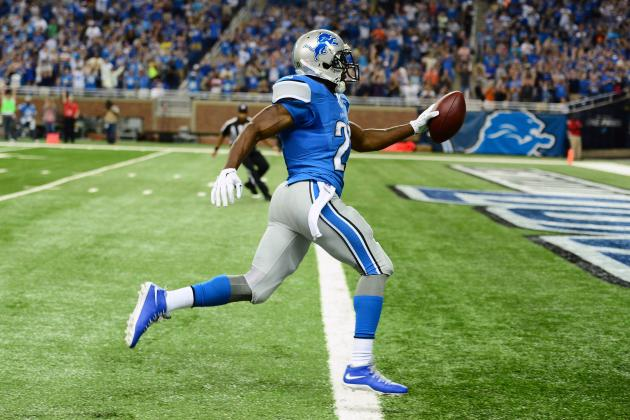 Reggie Bush's Instant Fantasy Reaction After Preseason Game vs. Jaguars