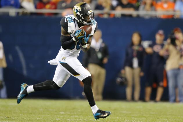 Instant Fantasy Reaction for Allen Hurns After Preseason Game vs. Lions