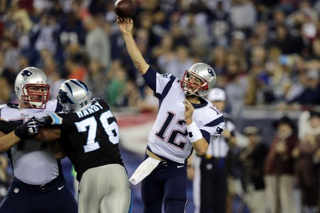 Tom Brady, Patriots Dominate Panthers 30-7