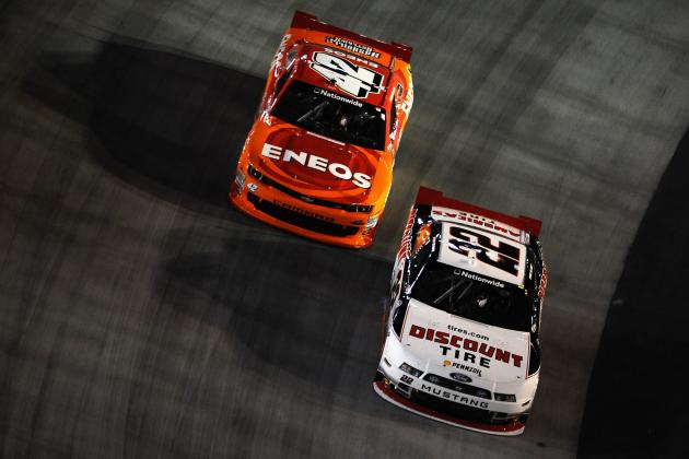 NASCAR Nationwide Series at Bristol 2014: Results, Winner, Standings, Reaction