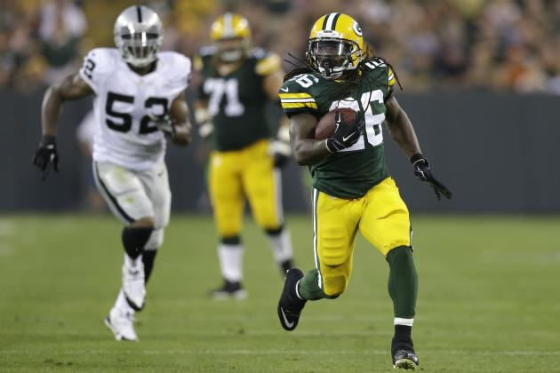 DuJuan Harris Re-Emerges as Potent Weapon for Packers Offense
