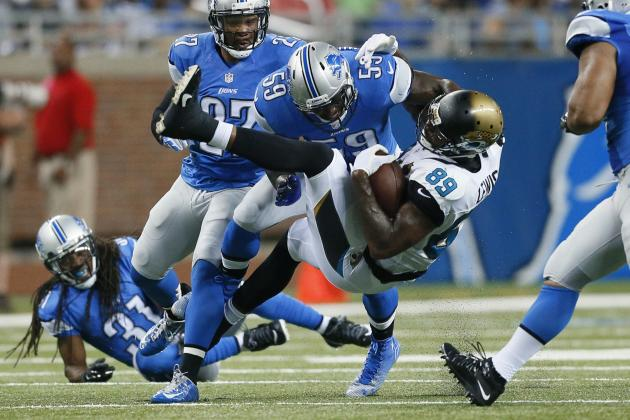Whitehead States His Case for a Starting Job with Monster Performance for Lions