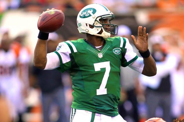 New York Jets Name Geno Smith Starting QB over Michael Vick