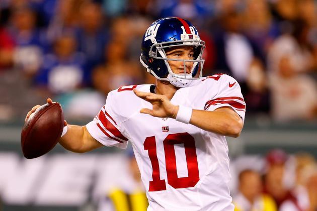 Tom Coughlin Feels Like Giants Offense Made Progress vs. Jets