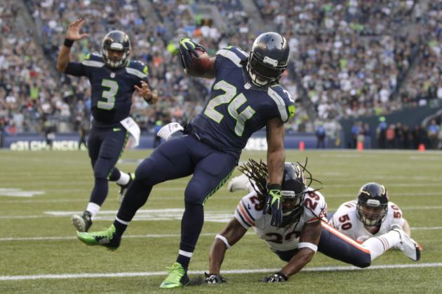Bears vs. Seahawks: Score and Twitter Reaction from 2014 NFL Preseason
