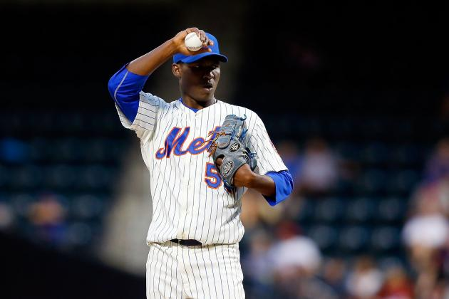 Mets Option Rafael Montero to Las Vegas