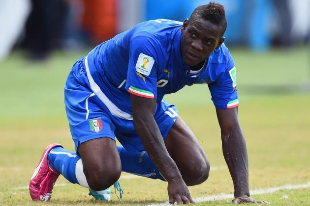 Liverpool Transfer News: Latest on Mario Balotelli, Radamel Falcao and More