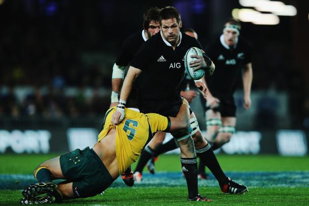 Bledisloe Cup 2014: Score and Recap for All Blacks vs. Qantas Wallabies Game 2