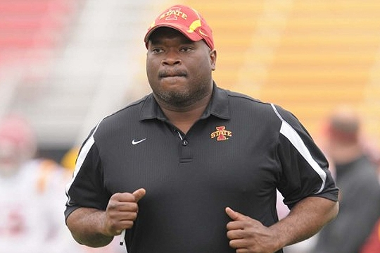 ISU Embraces Coach's Family After His Death