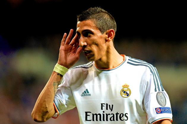 Real Madrid Want to Sell Angel Di Maria Quickly, but Is It Really That Easy?