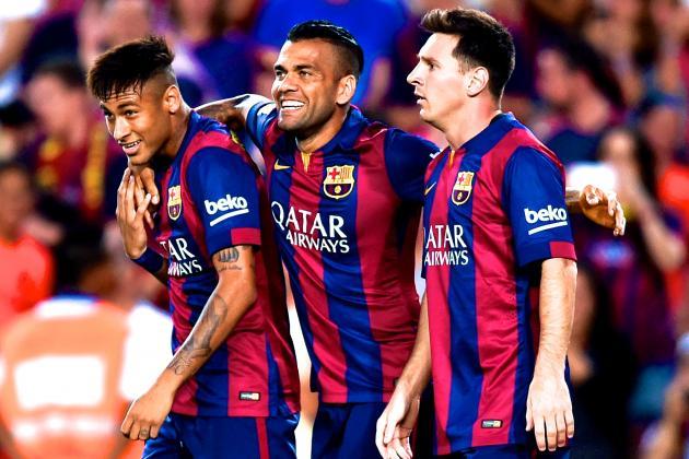 Barcelona vs. Elche: How the Blaugrana Will Line Up in the La Liga Clash