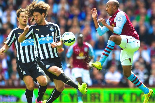 Aston Villa vs. Newcastle: Live Score, Highlights from Premier League Game