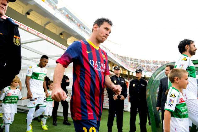 Barcelona vs. Elche: Date, Time, Live Stream, TV Info and Preview