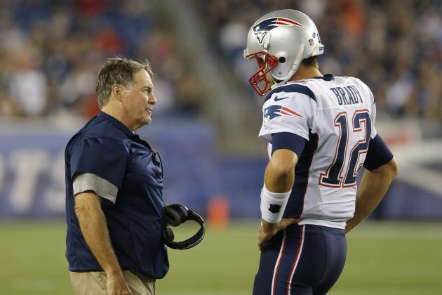 It's Go Time for Patriots Offense