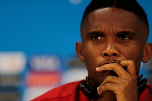 Cameroon Coach Overhauls Squad, No Place for Eto'o