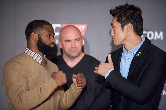 Tyron Woodley vs. Dong Hyun Kim: What We Learned from Welterweight Tilt