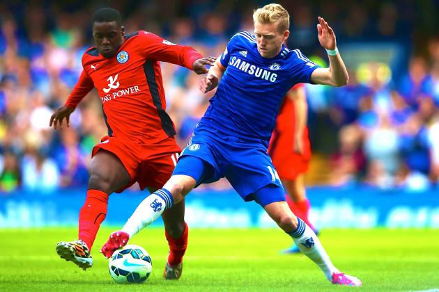Chelsea vs. Leicester City: Live Score, Highlights from Premier League Game