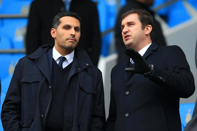 Soriano and Begiristain Loom Large Behind Manchester City's Contract Extensions