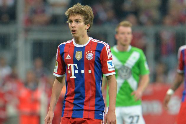 After Strong Debut, Is Bayern Munich's Gianluca Gaudino Ready for the Big Stage?
