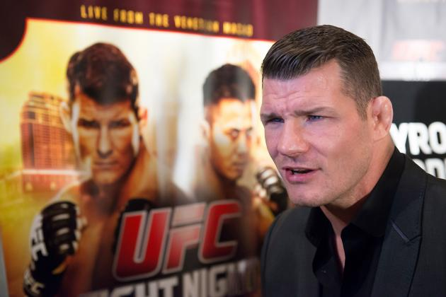 UFC Fight Night 48: 3 Potential Fights for Michael Bisping