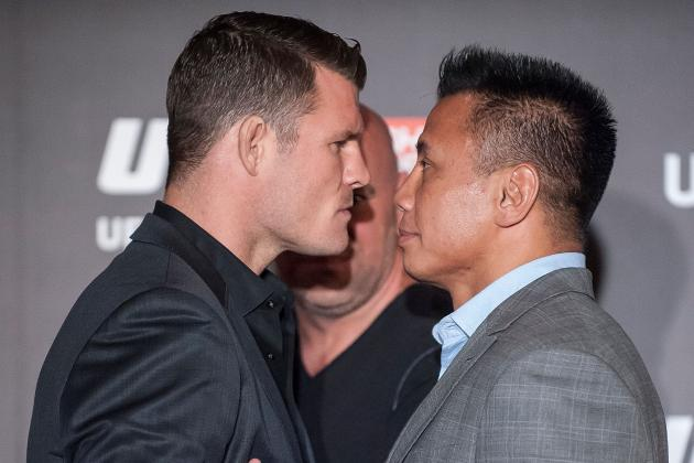 Michael Bisping vs. Cung Le: What We Learned from Middleweight Tilt