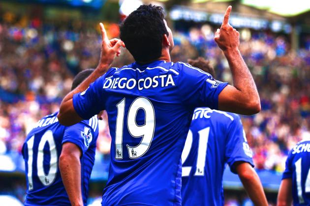 Chelsea vs. Leicester City: Score, Grades and Post-Match Reaction