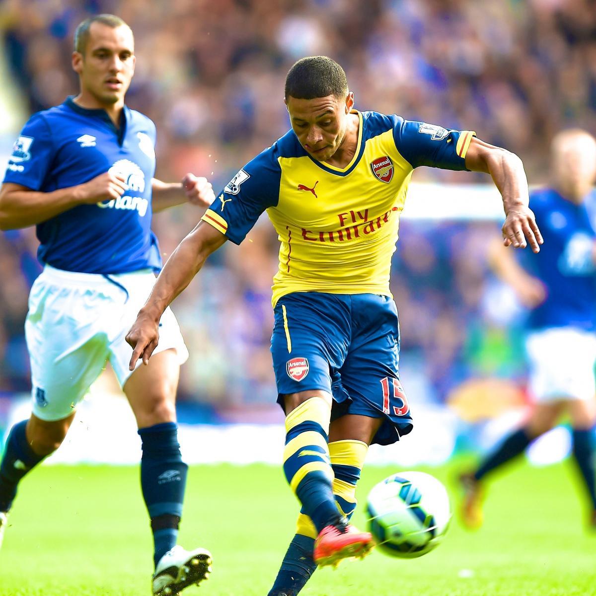 Arsenal Vs Tottenham Live Score Highlights From Premier: Everton Vs. Arsenal: Live Score, Highlights From Premier