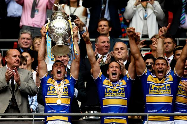 Challenge Cup Final 2014: Leeds Rhinos vs. Castleford Tigers Score and Recap