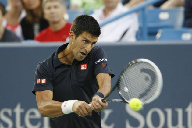 Novak Djokovic's Performance at US Open Will Not Define Season
