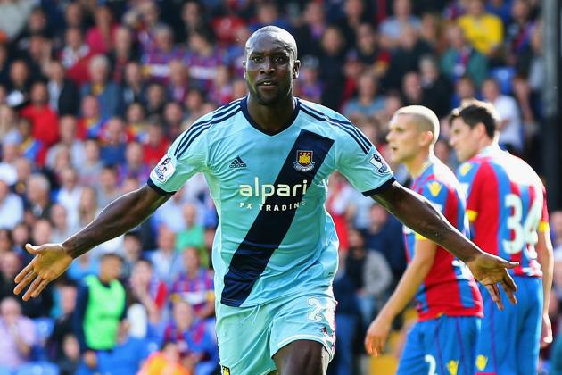 West Ham Profit as Woeful Display Adds to Crystal Palace's Problems