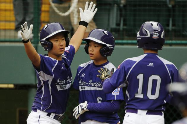 Little League World Series 2014: Day 9 Scores, Bracket Results and Highlights