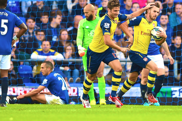 Arsenal Provide Another Late Rally to Secure Point at Everton