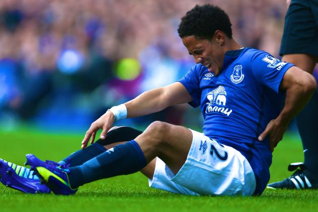 Steven Pienaar Injury: Updates on Everton Star's Status and Return