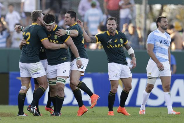 Argentina vs. South Africa: Score and Recap from Rugby Championship 2014