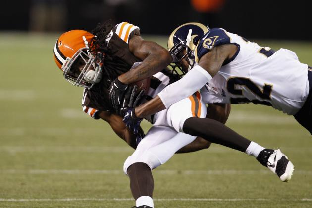 St. Louis Rams vs. Cleveland Browns: Live Score, Highlights and Analysis