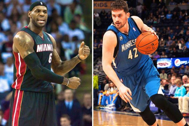 Kevin Love's Arrival Offers LeBron James, Cavs Chance to Redefine Title Style