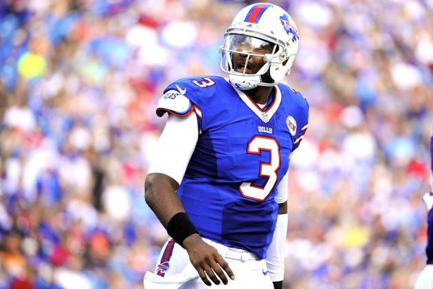 Bills Offense Has Weapons, but EJ Manuel Showing Little Progress, Development