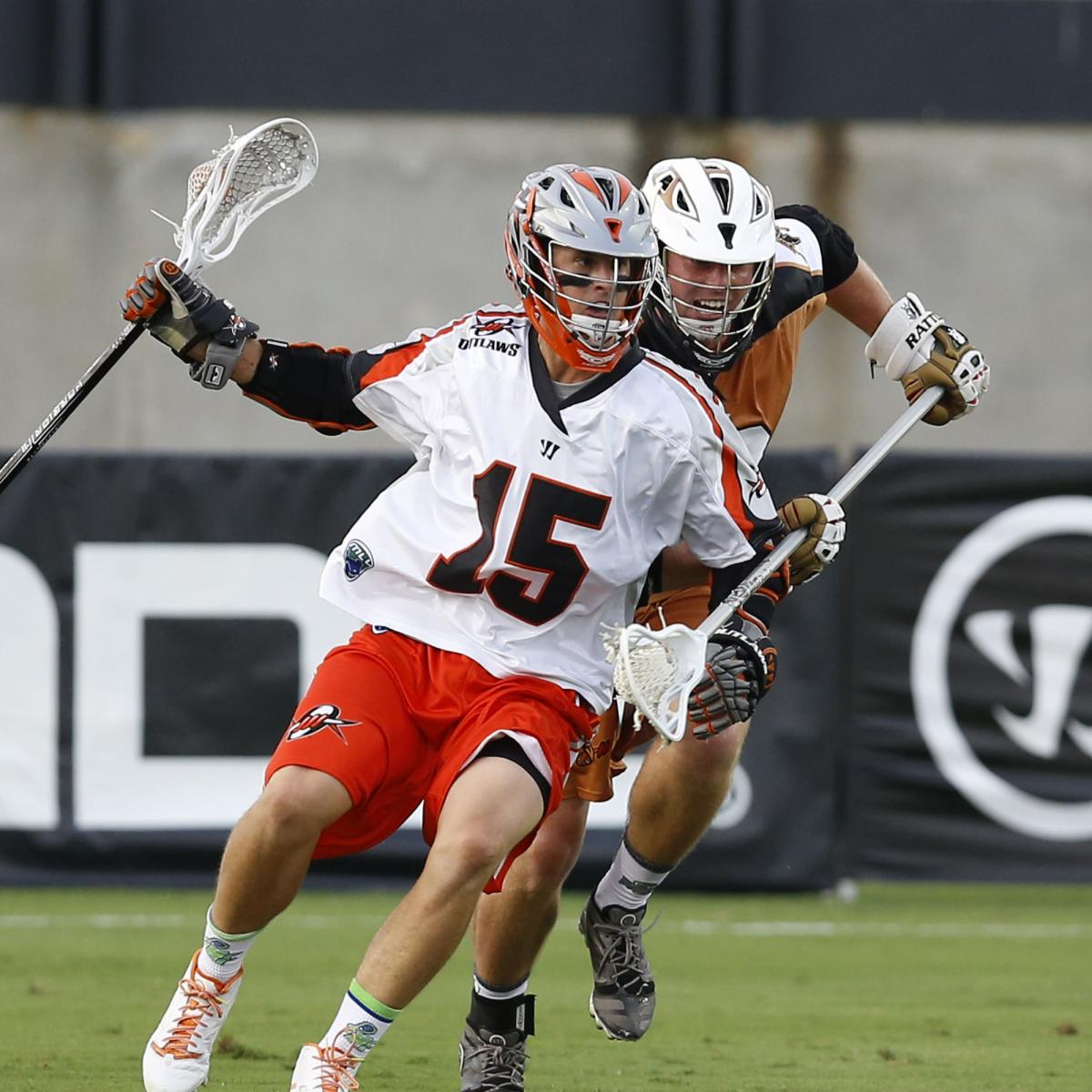 MLL Championship 2014: Score And Recap From Outlaws Vs