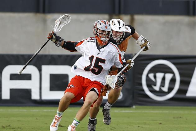 MLL Championship 2014: Score and Recap from Outlaws vs. Rattlers Final
