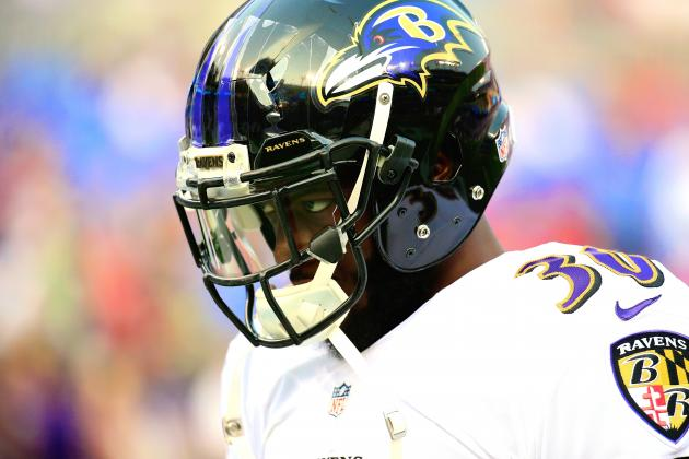 Bernard Pierce Injury: Updates on Ravens RB's Concussion and Return