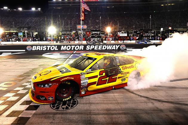 NASCAR at Bristol 2014 Results: Winner, Standings, Highlights and Reaction