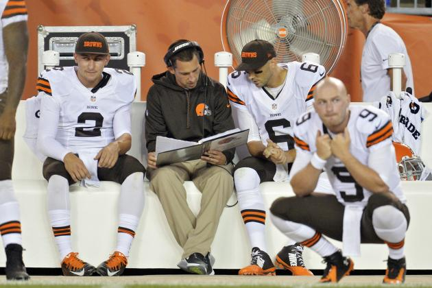 Johnny Manziel vs. Brian Hoyer: Fantasy Reaction for Browns QBs vs. Rams