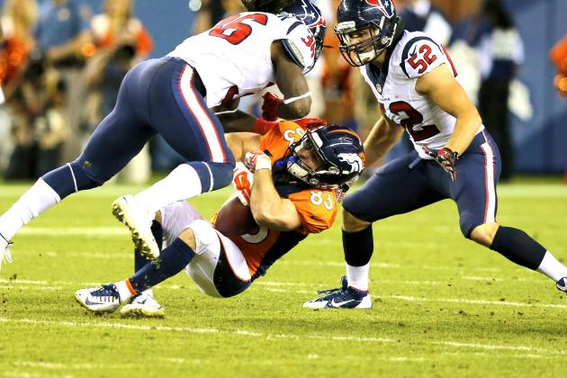 Wes Welker Injury: Updates on Broncos Star's Status and Return
