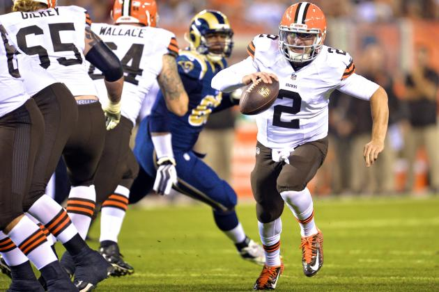 Rams vs. Browns: Score and Twitter Reaction from 2014 NFL Preseason