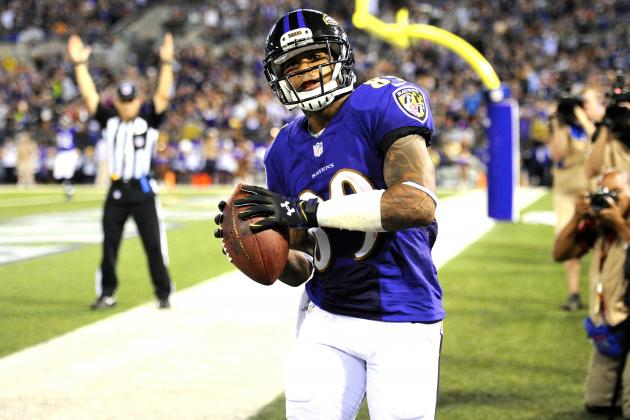Steve Smith Is Missing Piece Joe Flacco, Ravens Offense Desperately Needed