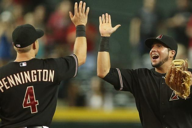 D-Backs Rally for 5-2 Win over Padres