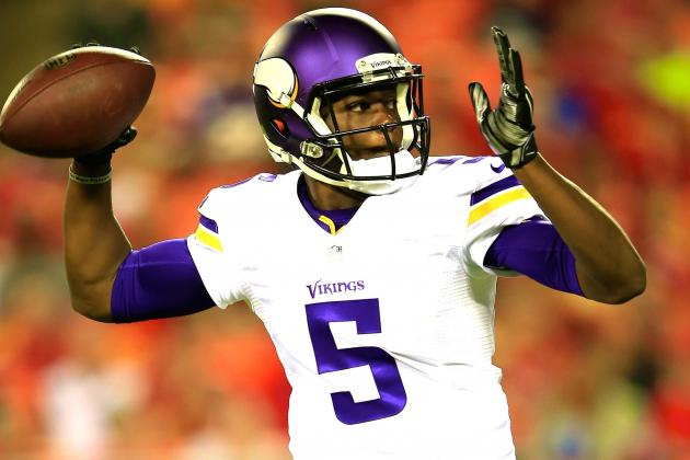 Teddy Bridgewater, Anthony Barr Look Like Future Building Blocks for Vikings