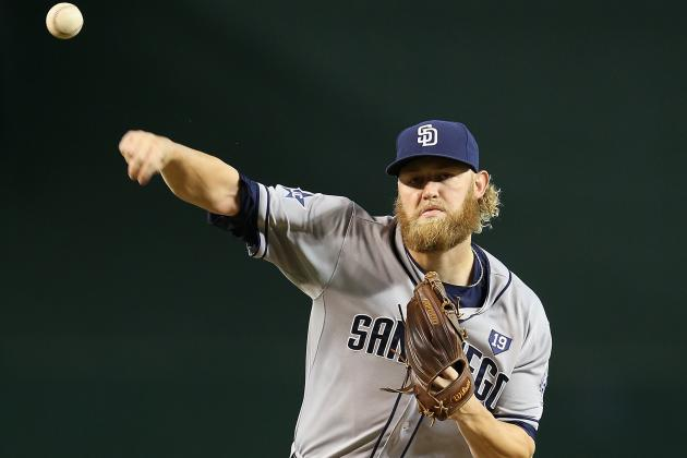 Padres Come Up Short in Cashner's Return