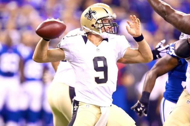 New Orleans Saints on Crash Course for Renewed Dominance in NFC South