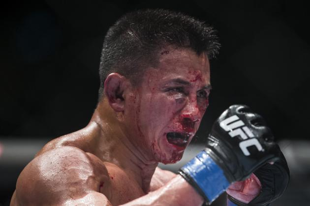 UFC Fight Night 48 Results: What's Next for Cung Le?